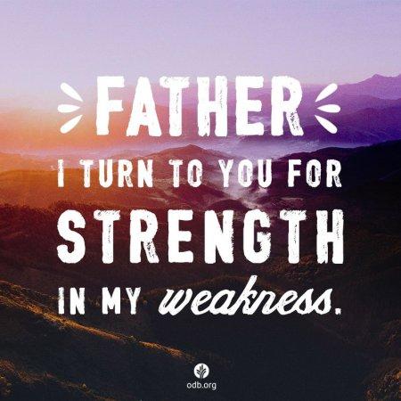 strengthweakness